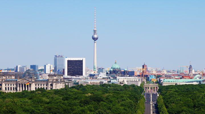 Fullbooket nettverkstur til Berlin