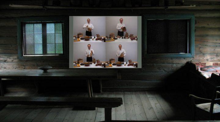 I prosjektet Museale forstyrrelser tok kunstneren Pierre Lionel Matte i bruk museumsobjekter til å skape musikk gjennom rytme og lyd. Han bygger lydene opp rundt melodien Per Spelemann til et komplekst lydbilde. Lyden forteller en historie vi sjelden opplever i bygdemuseum, en historie om modernitet og industriell utvikling.