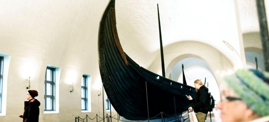 GLADNYHET: Regjeringen lover 35 millioner kroner til et nytt vikingtidsmuseum på Bygdøy.