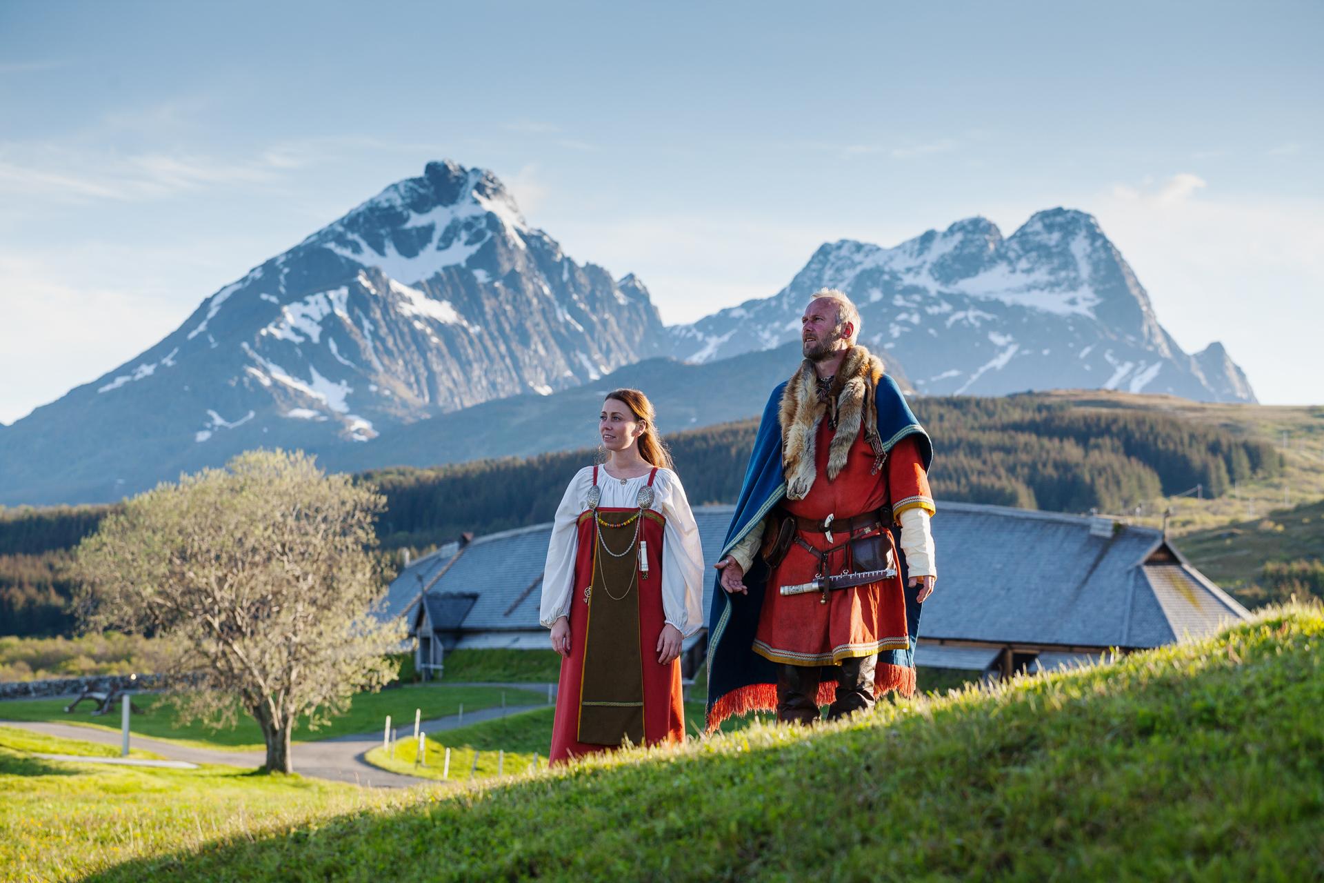 Ny besøksrekord ved Lofotr Vikingmuseum
