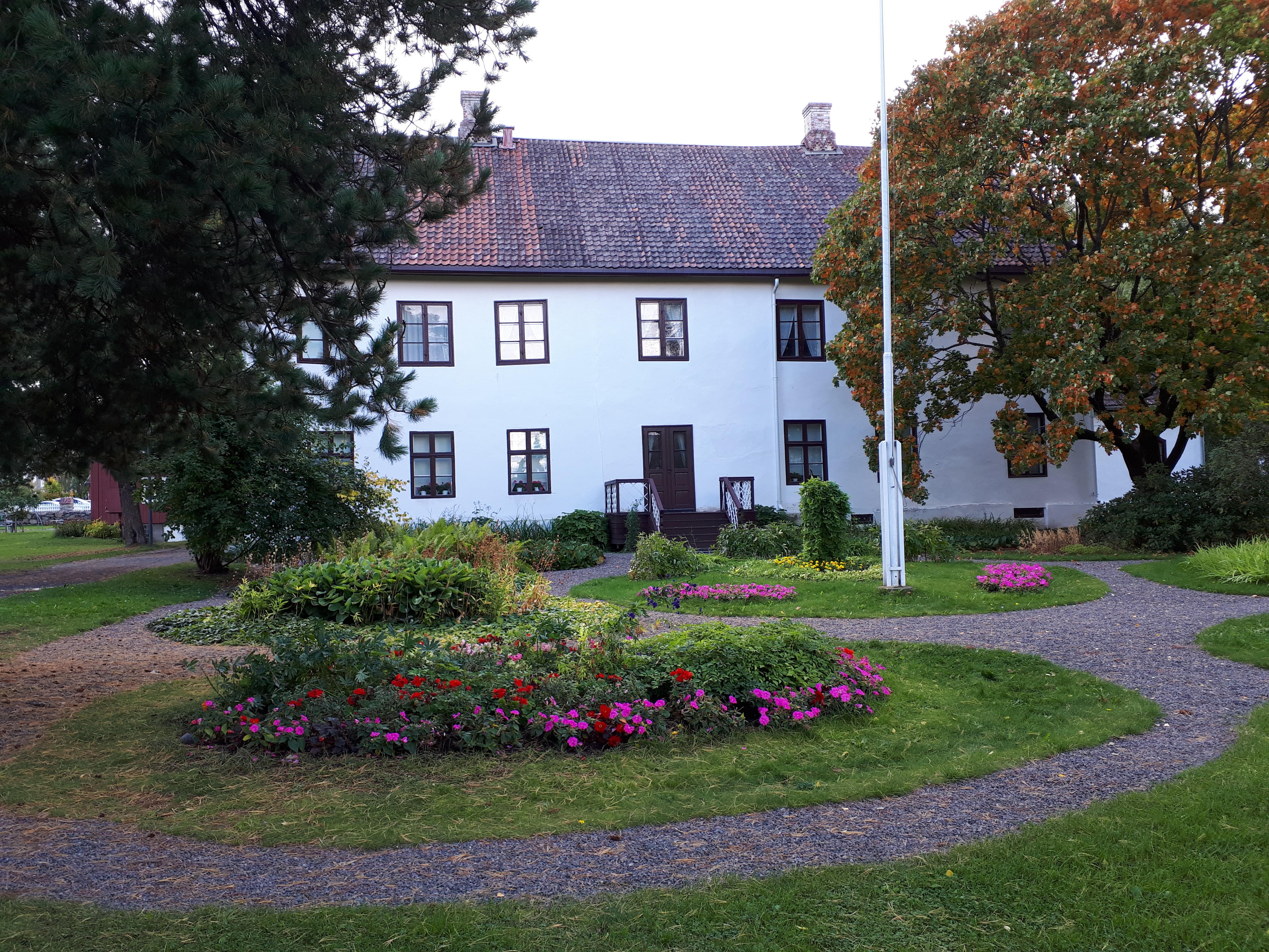 Intervju med landskapsarkitekt, prosjektleder og formidler ved Mjøsmuseet, Heidi Froknestad.