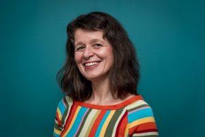 Portrettbilde av Marianne A. Olsen, direktør Perspektivet Museum.