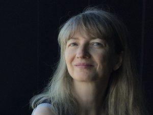 Portrettbilde av Ulrike Spring, førsteamanuensis i nyere europeisk historie, UiO.