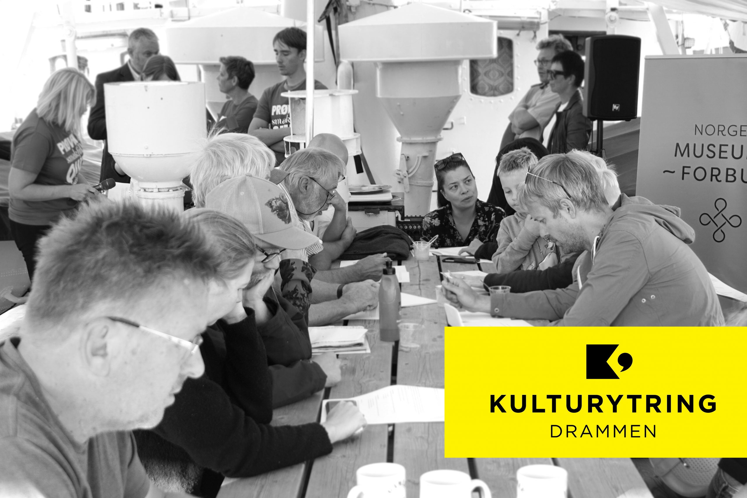 Kulturytring Drammen: Museumsmelding for ei ny tid?