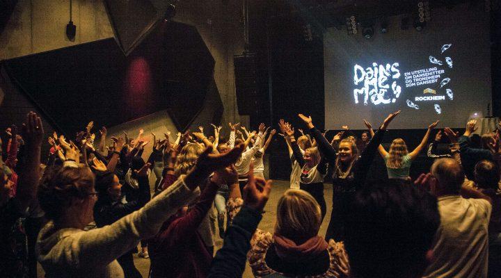 Museene danser skal ut på vandring!
